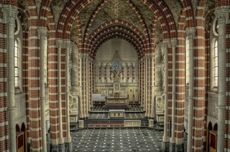 verlaten kerken